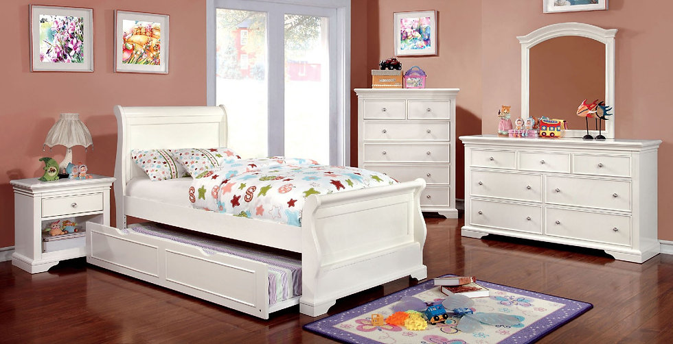 Milana Full Bedroom Set