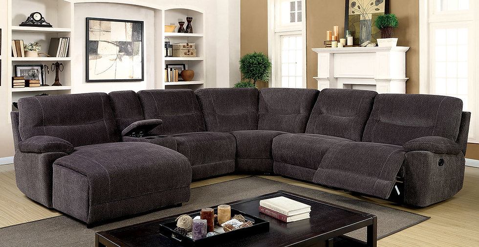 Smoke Sectional Set