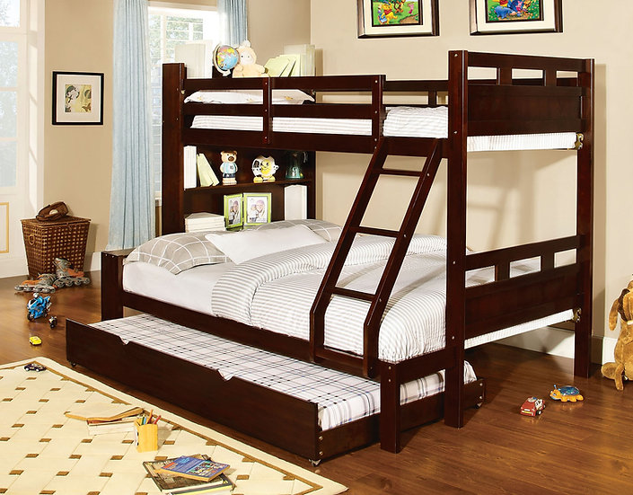 Mayfield Twin / Full Bunk Bed Set