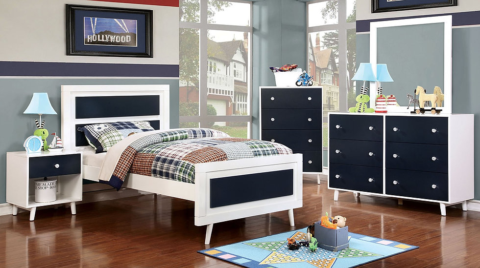 Pike Hills Bedroom Set