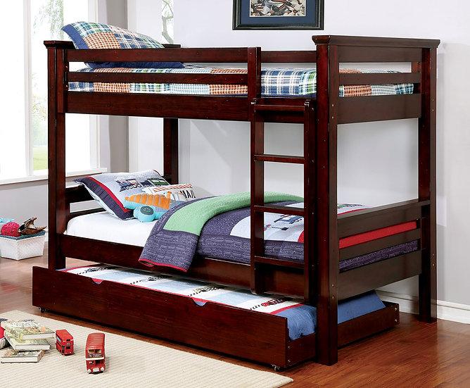 Macy IV Twin / Twin Bunk Bed Set