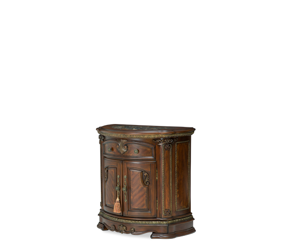 Bella Veneto Brown Nightstand