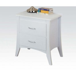 White Nightstand
