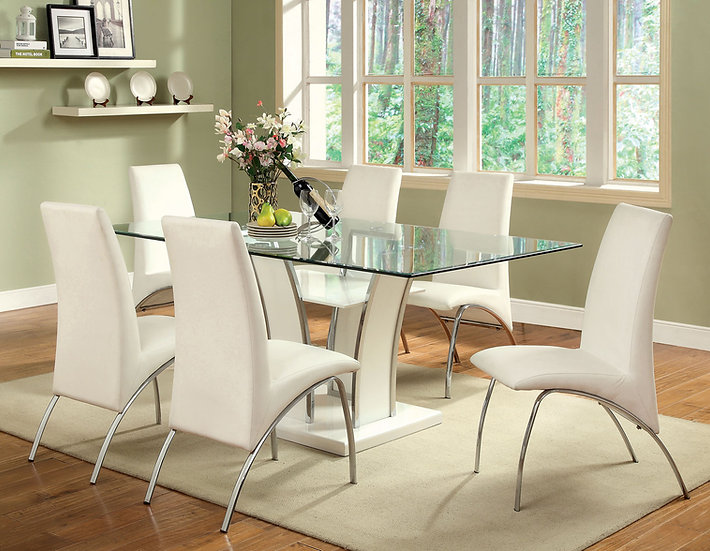 Marnelle II 7pc Dining Set