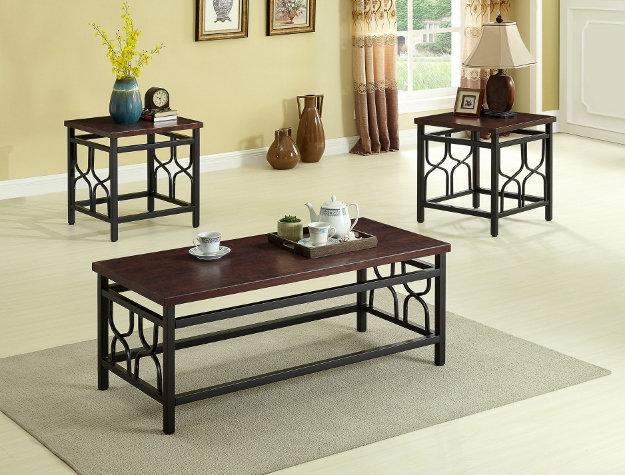 Table Set Ironbar