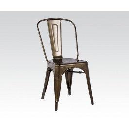 Bronze Side Chair