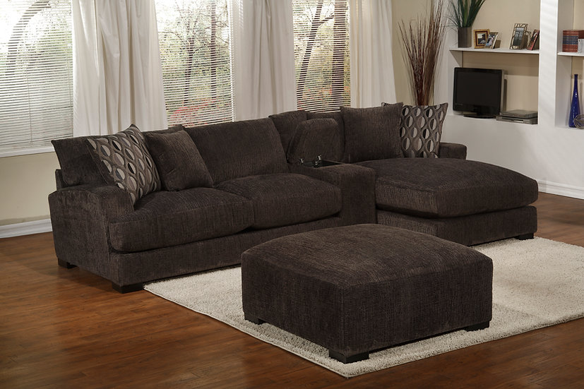 Sectional Charcoal