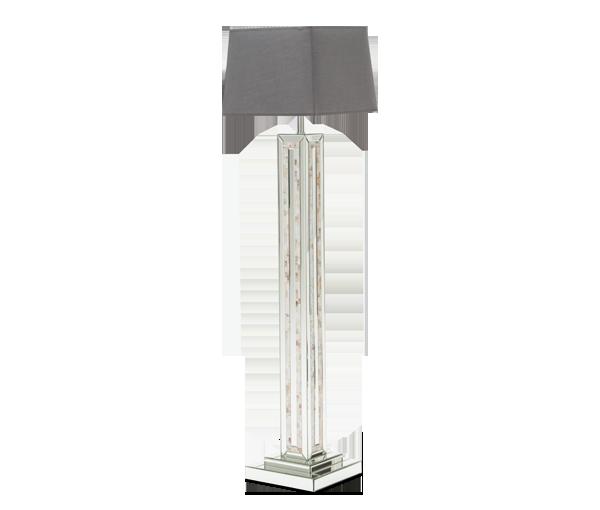 Montreal Mirrored Floor Lamp