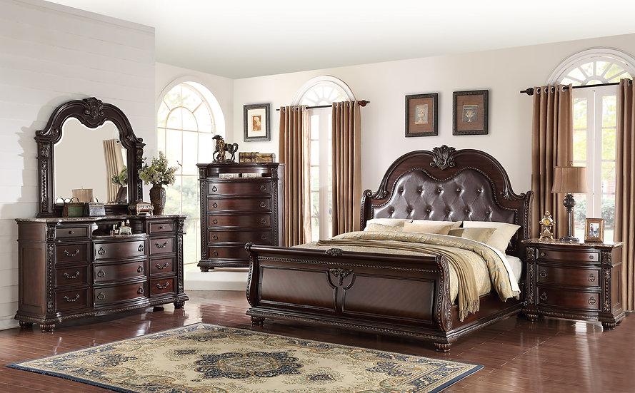 Rembrandt Villa King Bedroom Set