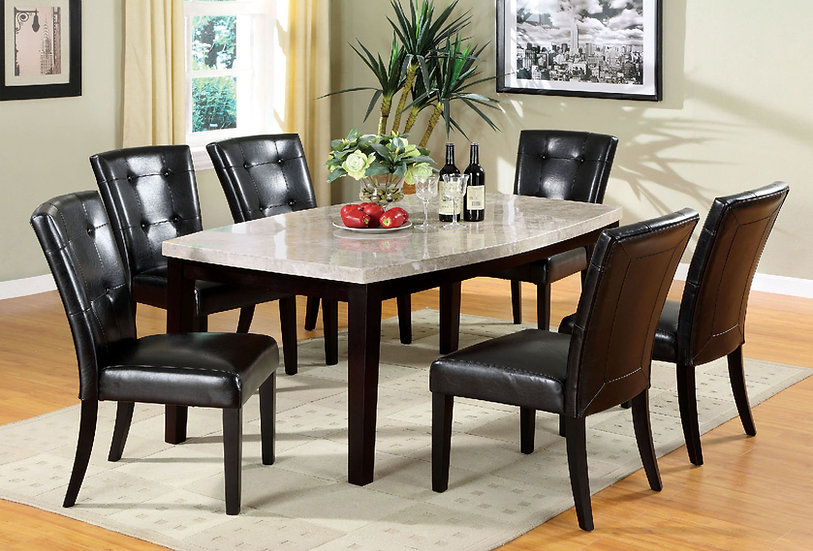 Clarion 7pc Dining Set