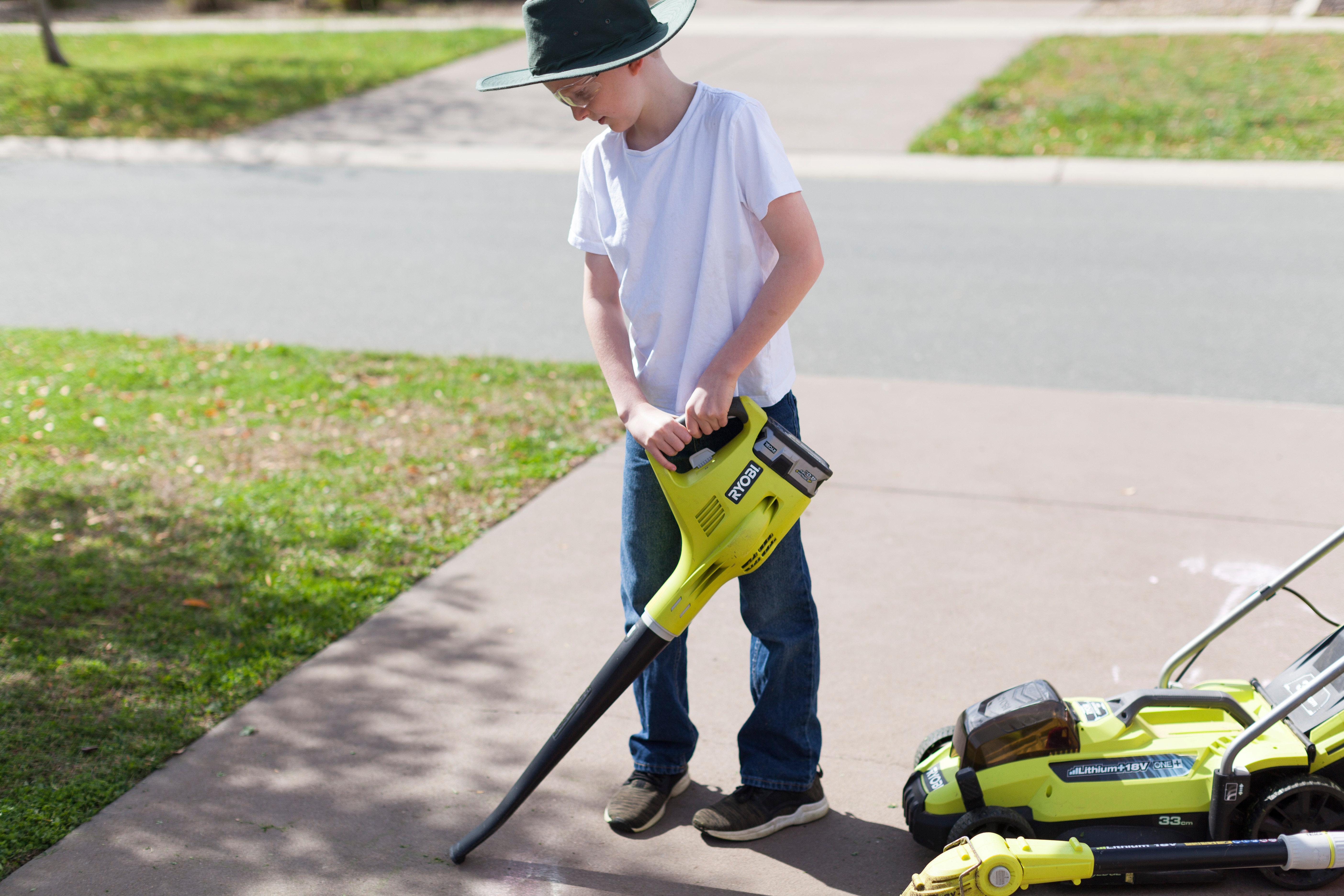 Extra Large Lawn Care