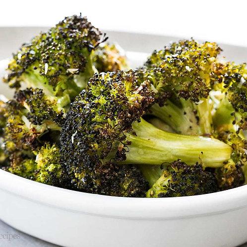 Roasted Garlic Brocoli