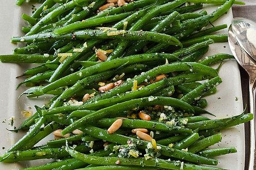 Green Beans Gremolata