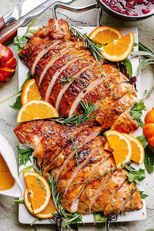 Herb Orange Roasted Turkey