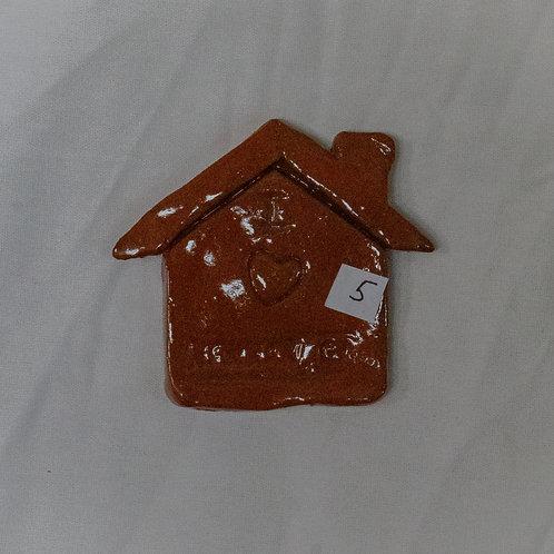 """I love Newnan, GA"" House Trivet"