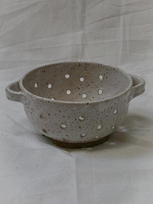 Small White Berry Bowl