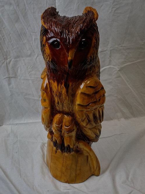 Cedar Wood Owl