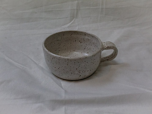 White Mug (Wide)