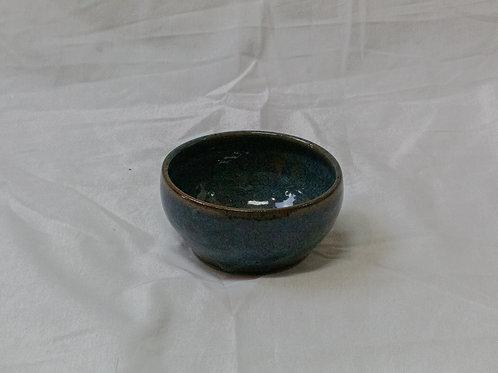 Small Blue Saki Bowls