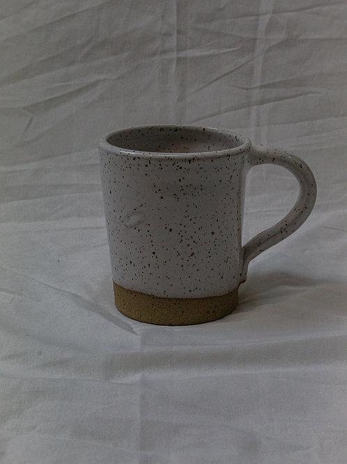 Large White Mugs