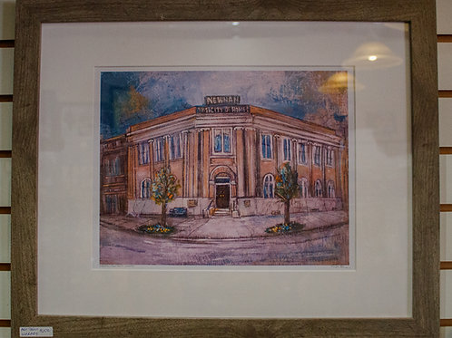 Newnan Library Paintings