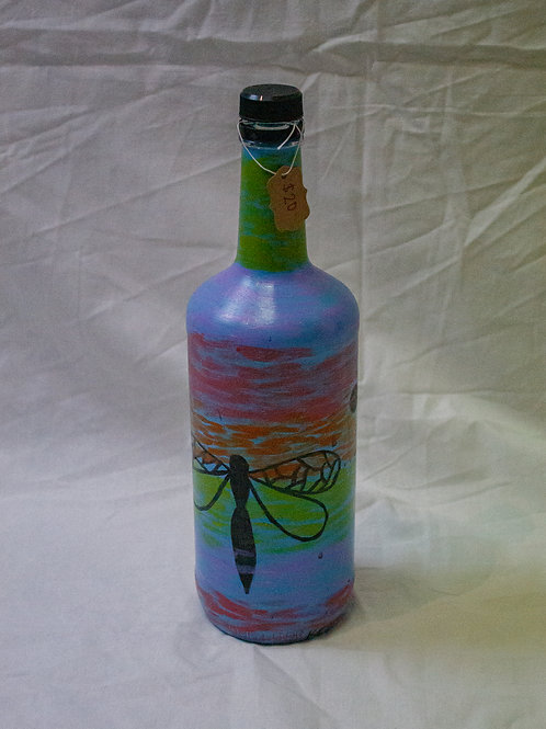 Dragonfly Bottle