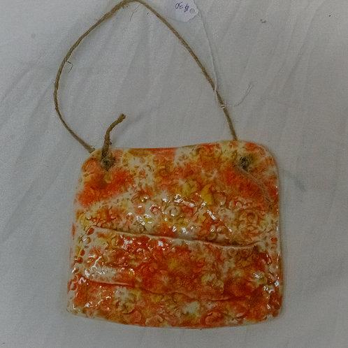 Hanging Red Pocket
