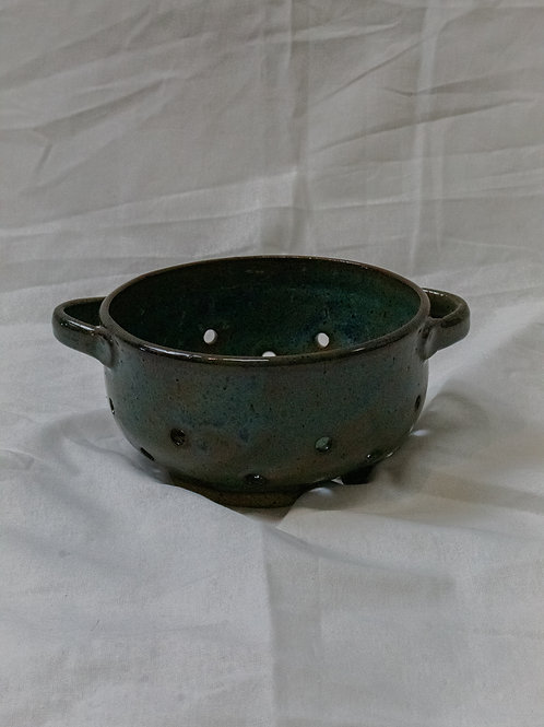 Small Blue Berry Bowl