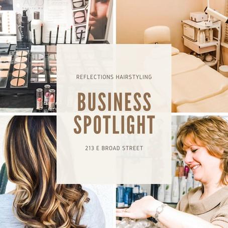 Reflections Business Spotlight