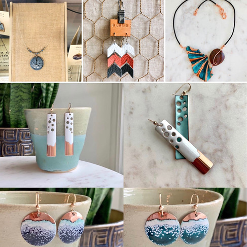Art on the Hill Gallery jewelry