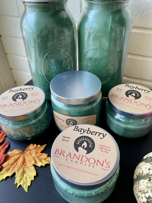 Handmade Candles - Lumière Candle Studio