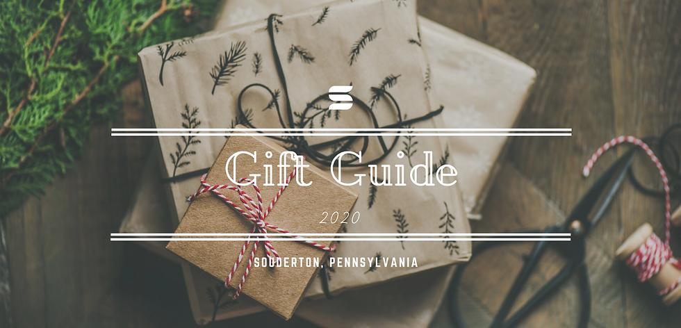 Souderton Gift Guide 2020