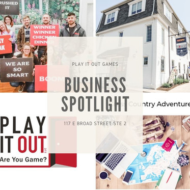 Play It Out Escape Room Business Spotlight