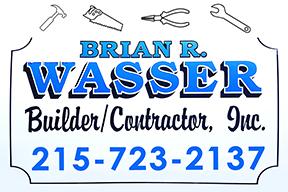 Brian Wasser Contractor