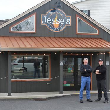 Jesse's Barbecue & Local Market Business Spotlight