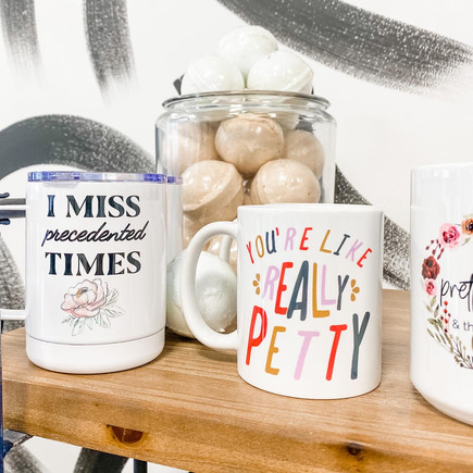 Quote Mugs - LOVE OBSESSED