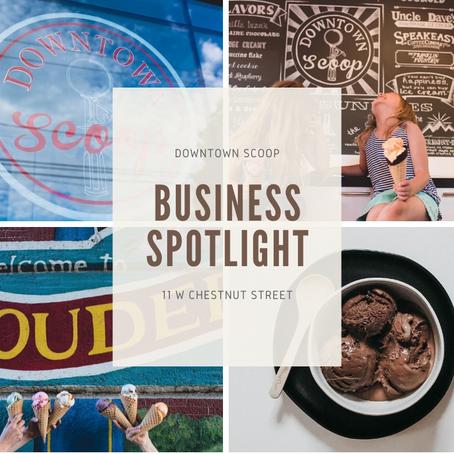 Downtown Scoop Business Spotlight