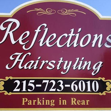 Reflections Hairstyling