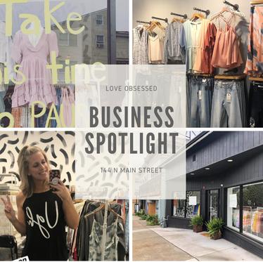 Love Obsessed Business Spotlight