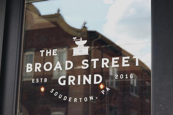 The Broad Street Grind