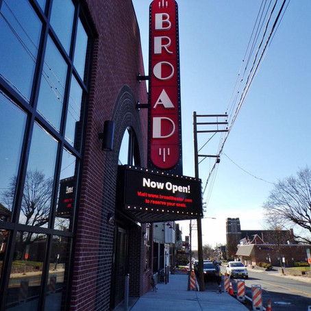 Broad Theater in Souderton reopens