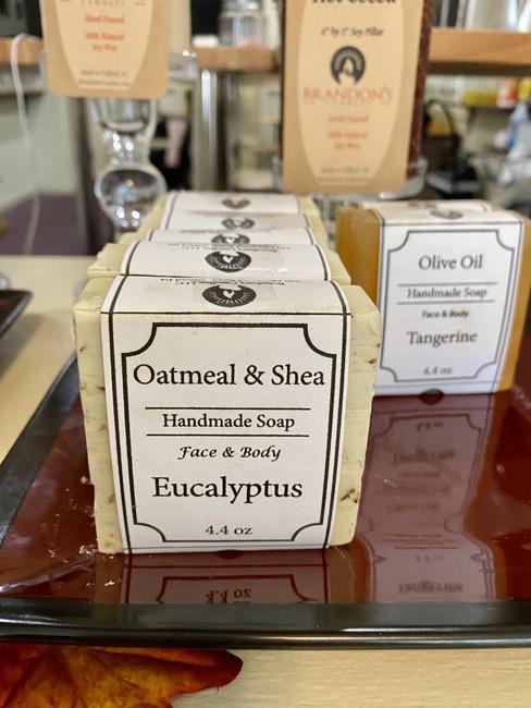Handmade Soap - Lumière Candle Studio