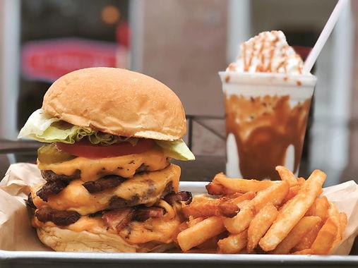 The Burger Shop
