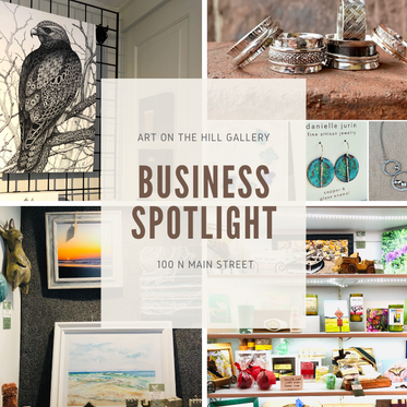 Art On The Hill Gallery Business Spotlight