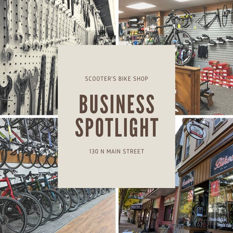 Scooter's Bike Shop Business Spotlight