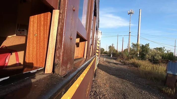 Train Ride!!