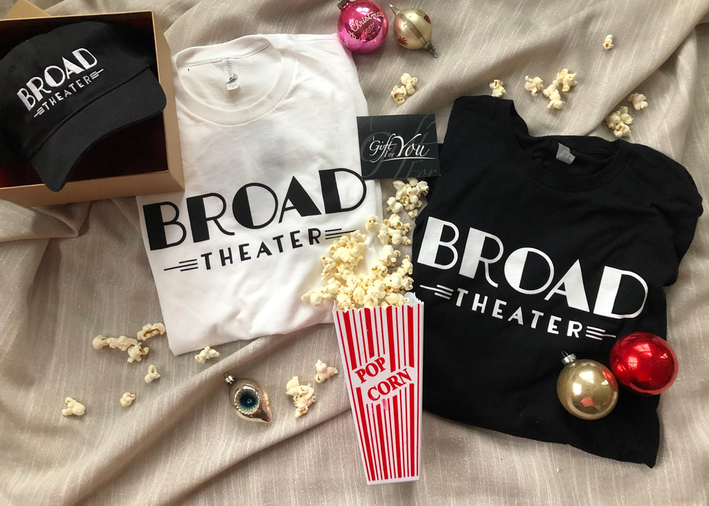 Broad Theater Merchandise