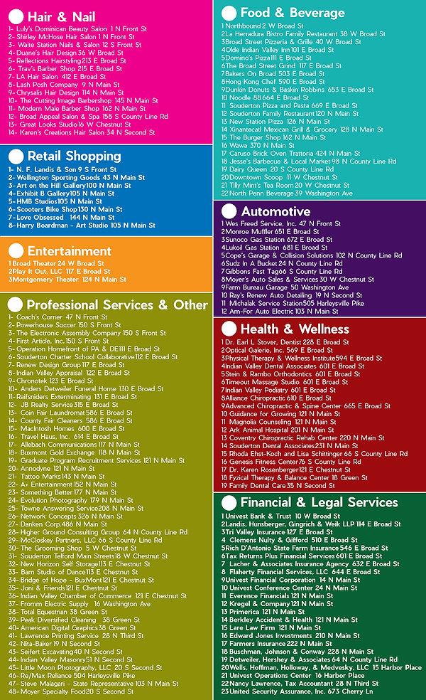 Souderton BID business list.jpg