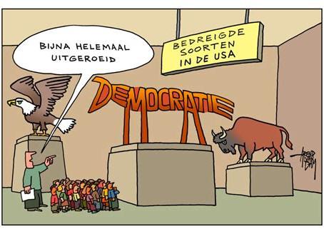 DE IMPACT VAN VERPLICHTE VACCINATIE OP HET BEHOUDT VAN DE DEMOCRATIE.