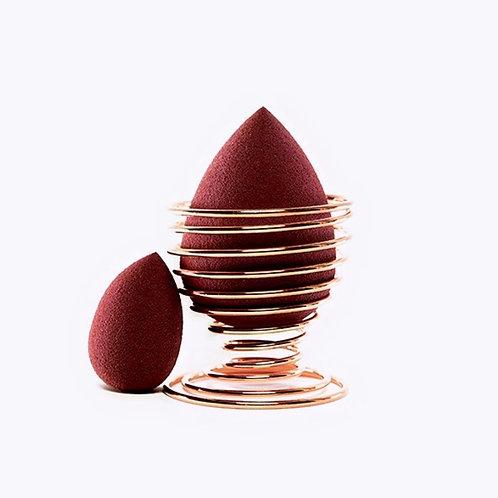 Reemake Studio Red Wine Beauty Sponge Duo